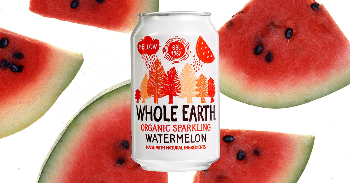 whole earth watermelon
